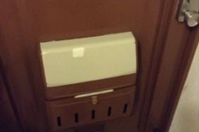 DIY シリーズ 6回目 玄関扉のペンキ塗り