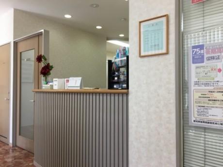 せがわ歯科室 勝川商店街