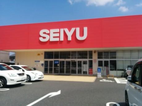 西友 勝川店