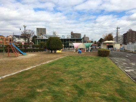 春日井市交通児童遊園(自転車練習場あり)